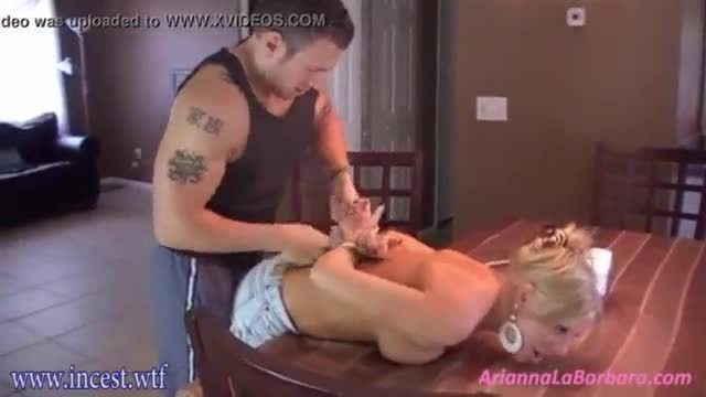 Teased brother fucks sister