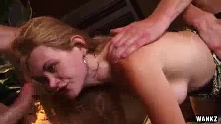 Marina Maywood Fucked In A Threesome